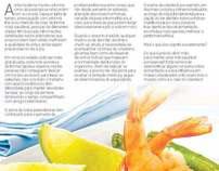 Criação de textos para jornal interno da AMBEV