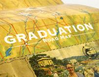 Anna's graduation invitation