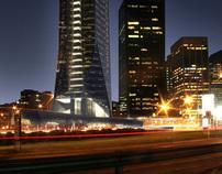 Torre de Oficinas y HOTEL Catalinas