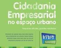 VIVA Sustentável - CBSS - Cartilhas de Sustentabilidade