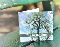 Takenation CD Album