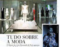 Histoire Ideale de la Mode Contemporaine.Materia MC