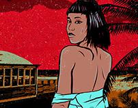 Paranolimartes Poster Artwork