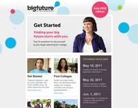 BigFuture - Email Template