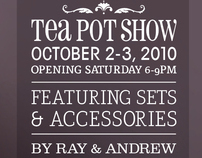 Andrew Boswell's Teapot Show