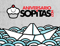 Aniversario sopitas.com