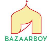 Bazaar Boy Logo