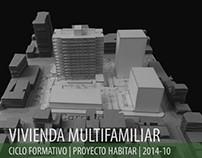 2014.10_Proyecto Habitar_Vivienda Multifamiliar