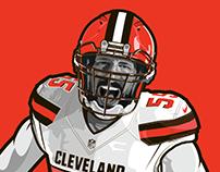 Cleveland Browns: 2015 Souvenir Stadium Cups