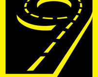 NINE Easy car Rental Service - Brand Development