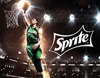 Sprite |  NBA All-Star Weekend Social Media