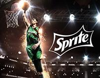 Sprite |  NBA All-Star Weekend Social Media
