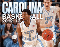 Carolina Basketball 2012–13 Yearbook Program