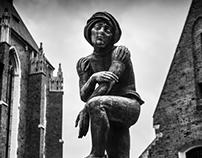 """Monument """"Żak Krakowski"""""""