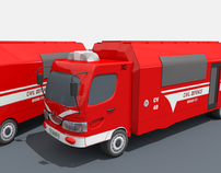SCDF - Vehicle Revamp