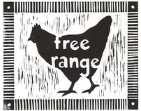 Free Range Print Series
