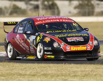 2003 V8 Supercar Design - Mark Wintterbottom