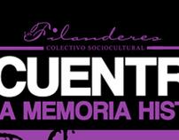 """Carteles Colectivo sociocultural """"Les Filanderes"""""""