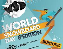 World Snowboard Day 2011