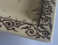 Beginning of Henna Craft