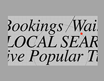 Local Search Projects
