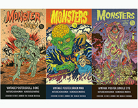 VINTAGE MONSTERS