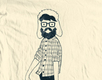 HIPSTERS' BEST FRIEND | ILLUSTRATION