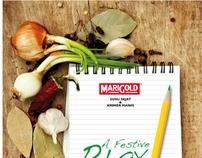 MariGold Recipe - Ramadan