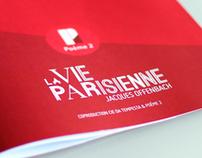 La Vie Parisienne - Livret d'opéra - Offenbach