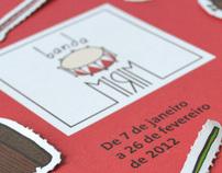 Folder | Banda Mirim