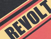 Denim Revolt Posters