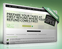 First Refund Income Tax Service