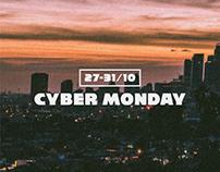 Cyber Monday 2018 - SIBARI