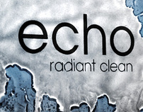 Echo Radiant Clean Logo