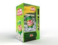 Vending Machines Guaraná Antactica