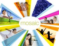 Abbott: Mosaic *2011 GRAPHIC DESIGN USA AWARD*