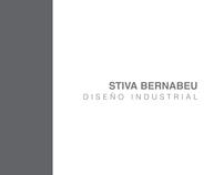 PORTAFOLIO - Diseño Industrial