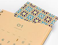 Takeo Calendar & Diary 2016 — Vivid Malaysia