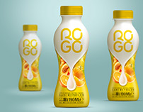 ROGO, Mixed fruit milk drink