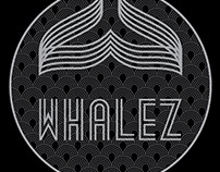 Whalez Branding