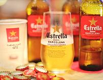 Estrella Damm - Lanzamiento Costa Rica
