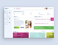 Alcon ambassadors web app