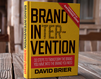Brand Intervention Book and Branding