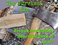 The Survival Axe