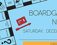 Boardgame Night Ad
