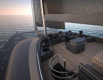 Sunreef Yachts renderings '07