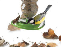 Biodegradable Bird Feeder