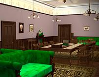 Arlington Baths: 3D Heritage Visualization