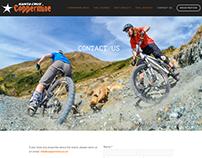 Coppermine Race website