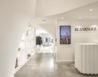 BLANKSOUL OLYMPUS AETHETIC CONCEPT STORE